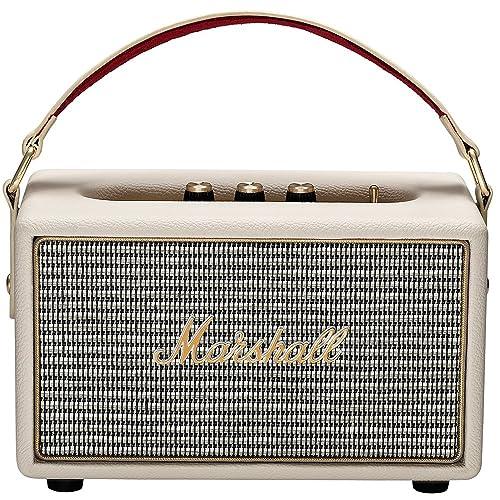 Marshall Bluetooth Speaker Portable: Stockwell Portable Bluetooth Speaker With Flip Cover