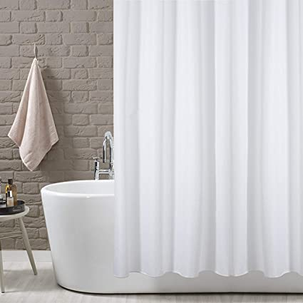 ANSIO Polyester Shower Curtain For Bathroom