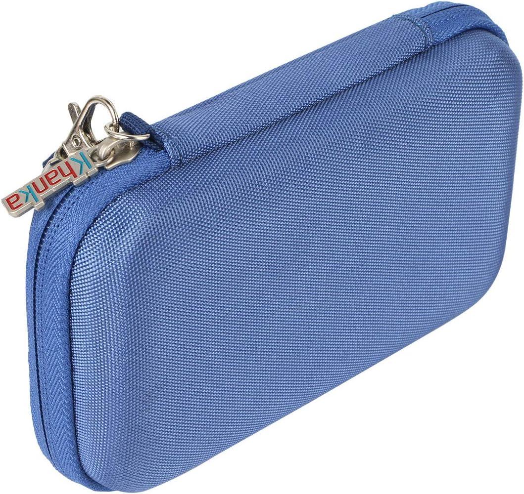 Khanka EVA custodia viaggi borsa portaoggetti per Polaroid Mint Printer blu