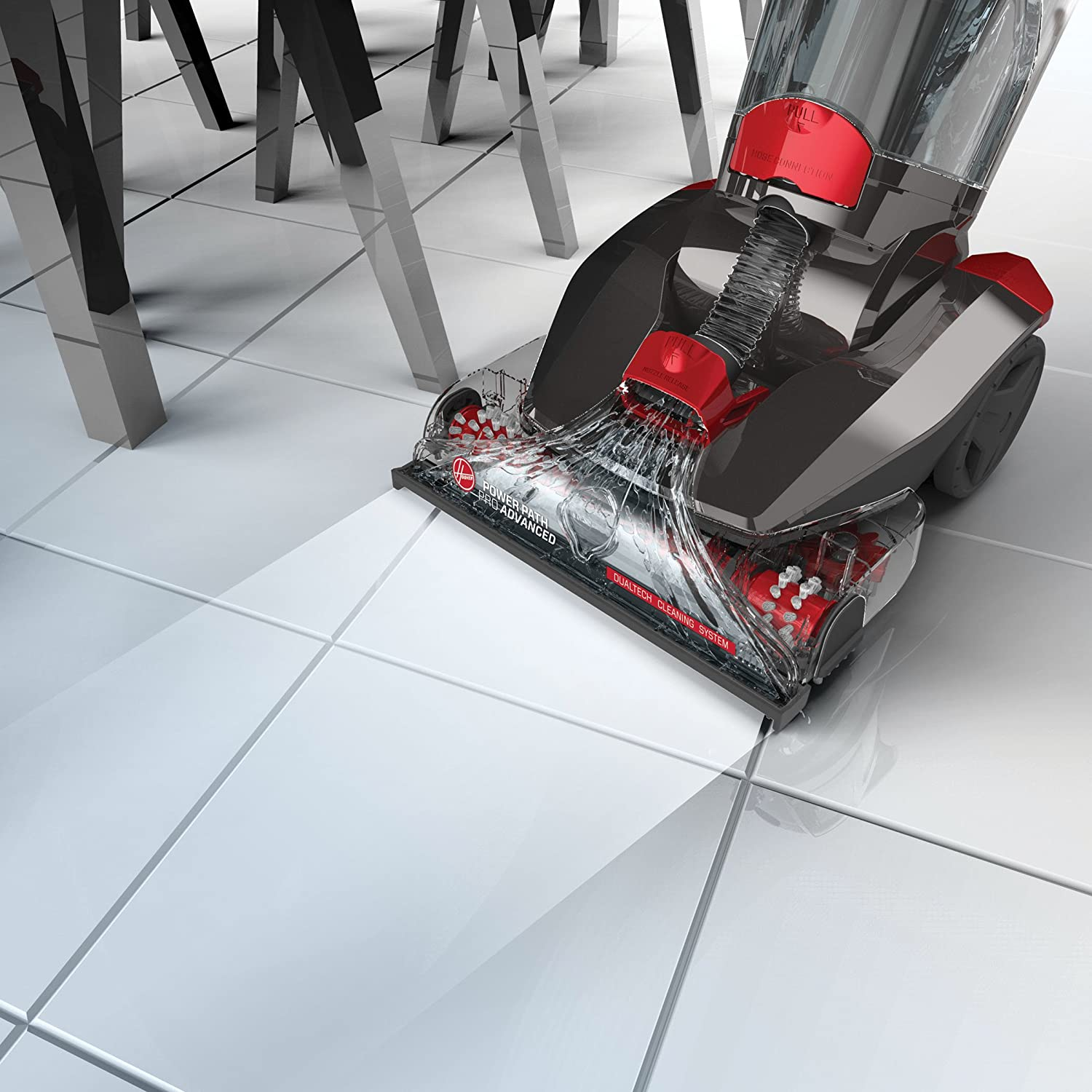 Hoover Power Path Pro Advanced Carpet Cleaner FH51102PC