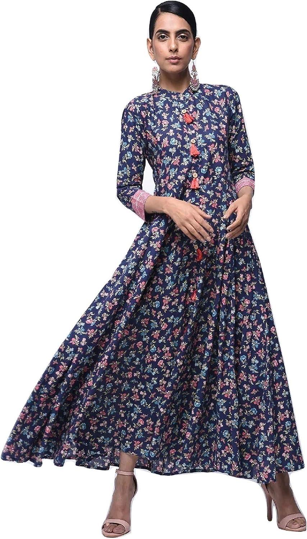 Women Kurta Kurti Cotton Indian Designer Bollywood Tunic Top Ethnic Dress New S
