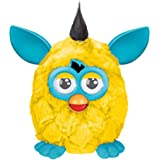 Furby Plush, Yellow/Teal