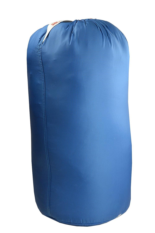 Big Agnes Stuff Sack B075816HFG ブルー 6L 6L|ブルー