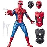MARVEL マーベル スパイダーマン : ファー・フロム・ホーム/ウェブギア スパイダーマン 13インチフィギュア - サウンドエフェクト他 アクセサリー付き E3567 正規品