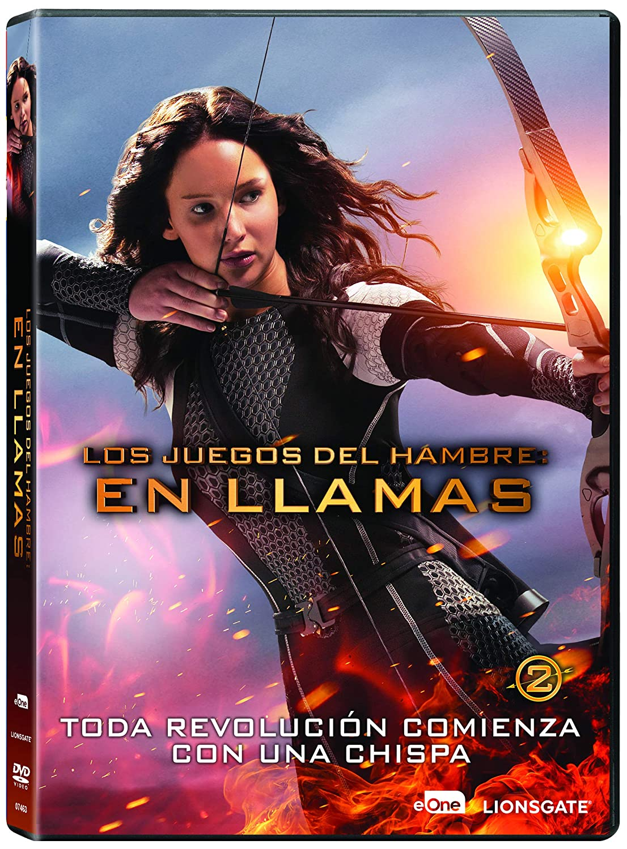 Los Juegos Del Hambre: En Llamas [DVD]: Amazon.es: Jennifer ...