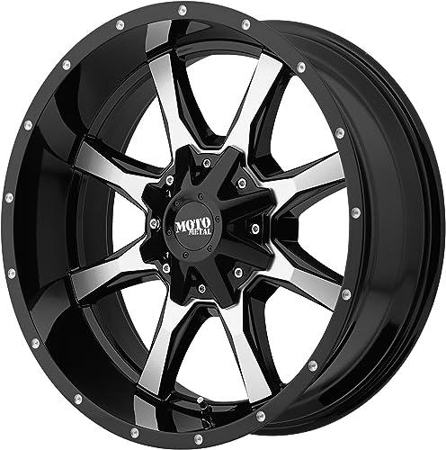Moto Metal MO970 Gloss Black Wheel
