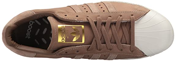 online store 04a6e 54a86 Adidas OriginalsSUPERSTAR-M - Superstar - Homme Homme, Marron (Clay Brown Trace KhakiWhite), 36.5 EU (M) Amazon.fr Chaussures et Sacs