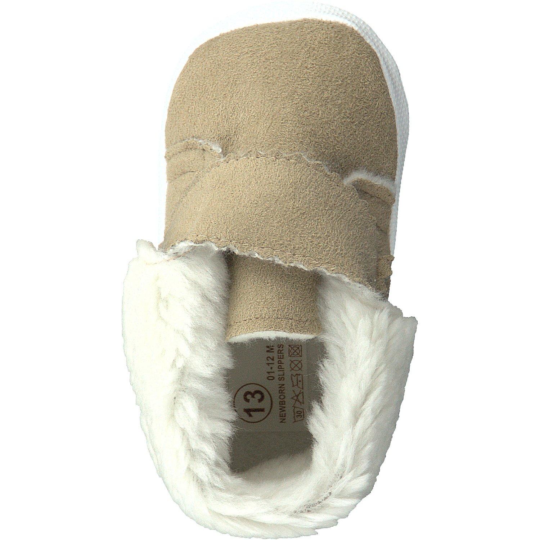 gar/çon pantau.eu Gef/ütterte Babyschuhe Erstlingsschuhe Babysch/ühchen Kinderschuhe aus Wildleder Gef/üttert Chaussures Souple pour b/éb/é