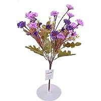 Buffer 7 Dallı 33 cm Papatya Yapay Çiçek Mor-CK009MR