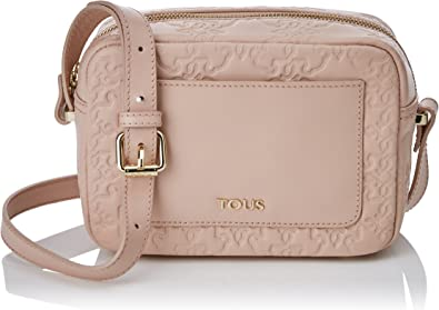 Tous Mossaic Bolso Bandolera Para Mujer Rosa Pink 8x13 5x19 Cm W X H X L 795890098 Amazon Es Ropa Y Accesorios