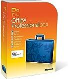 Microsoft Office Professional 2010 (2 PCs, 1 User)