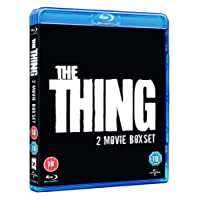 The Thing (Double Pack Including Original) [Blu-ray] [Region Free]