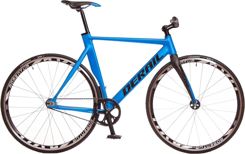 Kamikaze Bicicleta Fixie Aluminio, Carbono derail rd30cl: Amazon ...