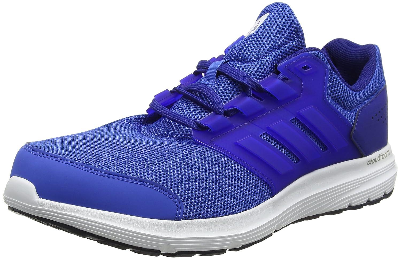 Adidas Galaxy 4 M, Zapatillas de Running para Hombre 46 2/3 EU|Azul (Azul/Tinmis/Tinley)