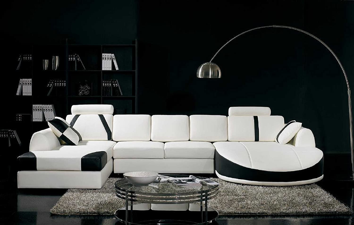 Sawyer Modern Sectional Sofa by Scott Living at Value City Furniture