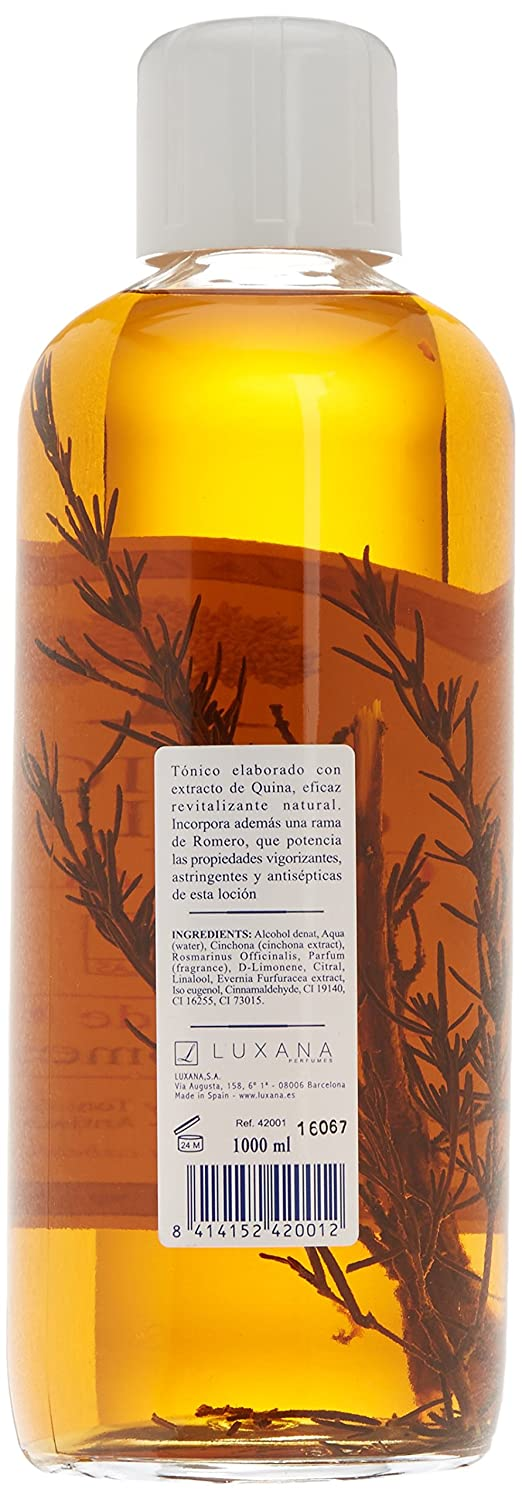 Crusellas, Tónico capilar (quinoa y romero) - 1000 ml.: Amazon.es: Belleza