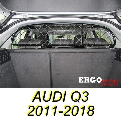 Ergotech Trennnetz Trenngitter Hundenetz Hundegitter Für Audi Q3 Bj 2011 2018 Haustier