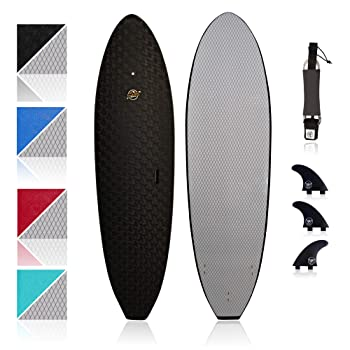 7' Ruccus Funboard Surfboard by South Bay Board Co.