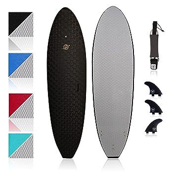 South Bay Board Co 7' Ruccus Soft Top Foam Surfboard