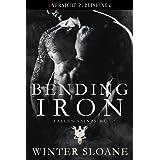Bending Iron (Fallen Saints MC Book 5)