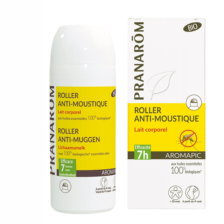 Pranarôm Aromapic Roller Anti-Moustique Bio Eco 11213