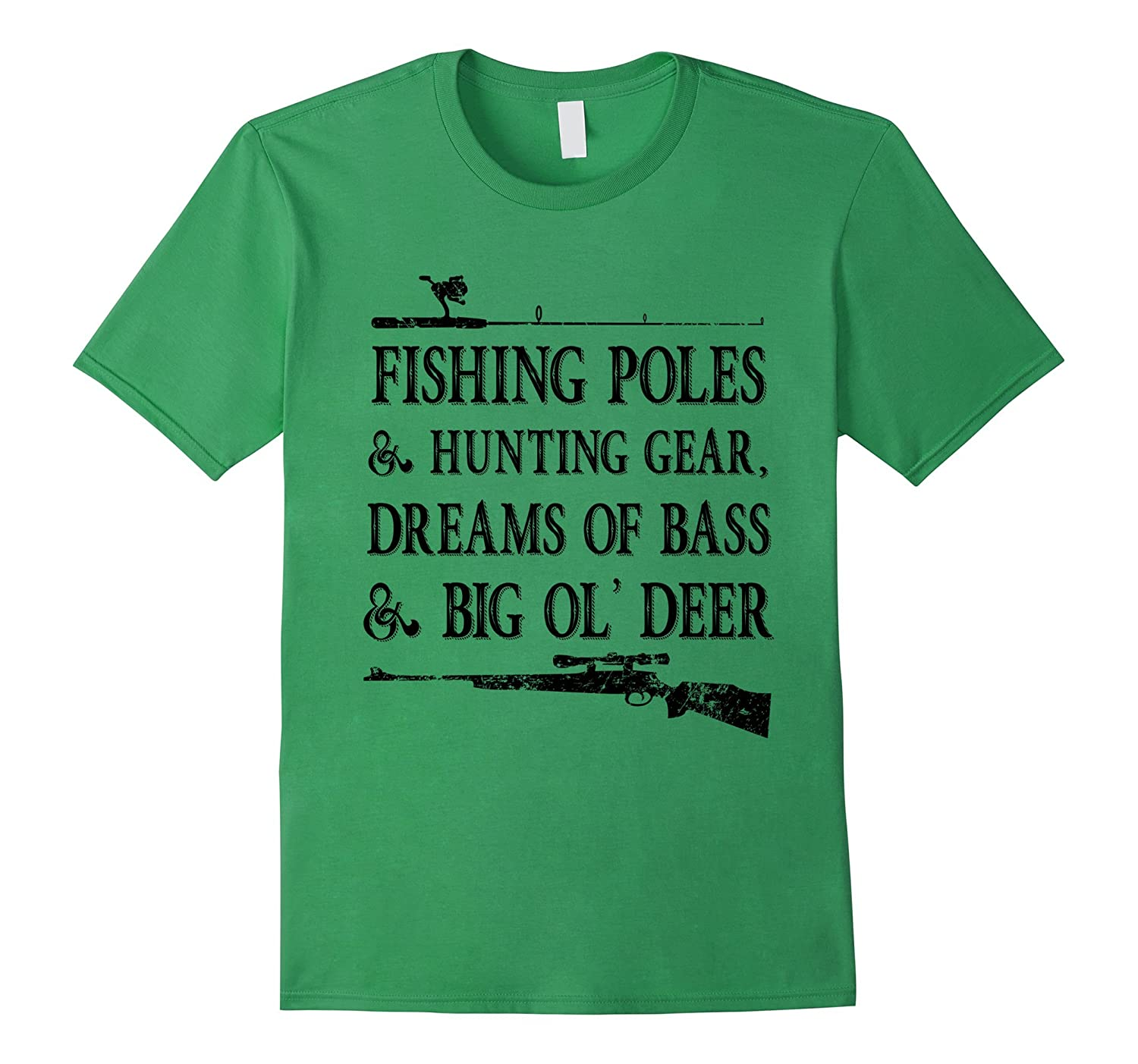 Fishing hunting shirt funny father s day gift for dad for Fishing gifts for dad