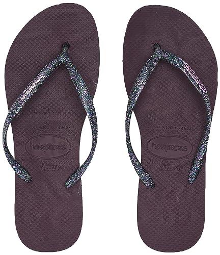ac66e1b179d1 Havaianas Slim Logo Metallic Flip Flop Sandal