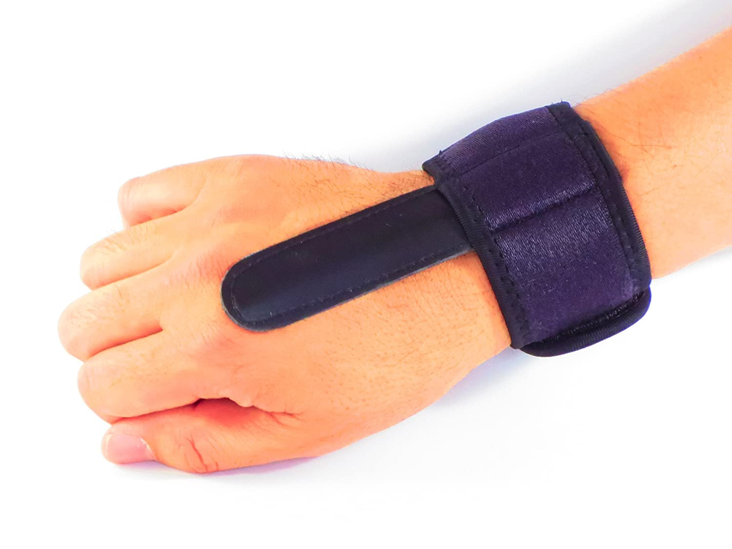 SnappyWrist Tennis Swing Wrist Training Aid for Volleys Forehands and Backhands