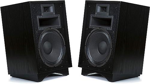 Klipsch Heresy III Floorstanding Speaker Pair Black
