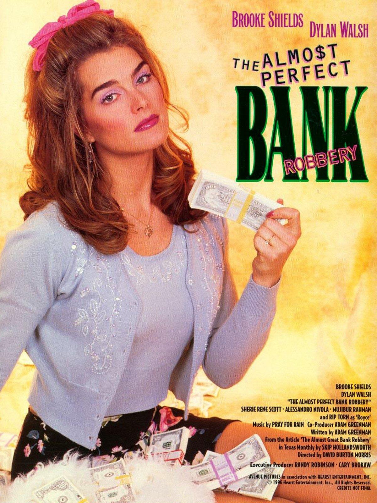 The Almost Perfect Bank Robbery 1997 Dual Audio 1080p AMZN HDRip [Hindi ORG – English] ESubs