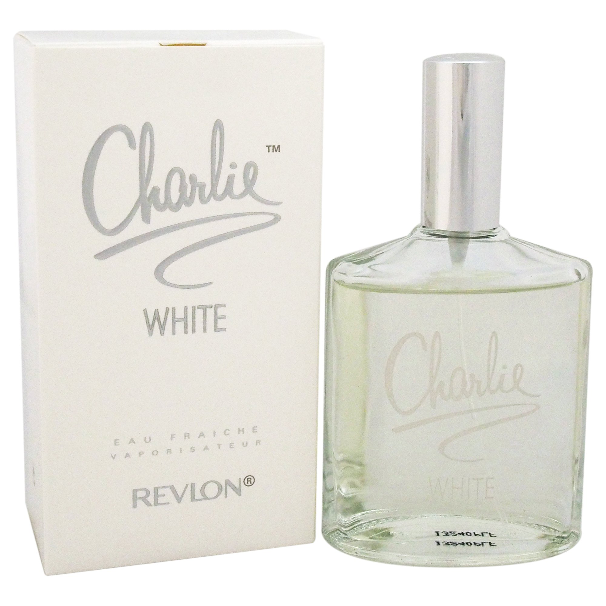 Charlie White by Revlon for Women - 3.4 Ounce Eau Fraiche Spray by Revlon