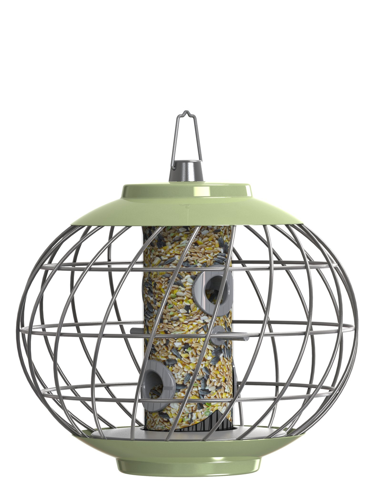 The Nuttery NC020 Helix Seed Feeder by The Nuttery
