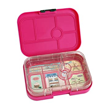 YUMBOX Leakproof Bento Lunch Box Container (Parisian Pink) for ... | {Küche in pink 46}