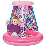 Minnie Mouse Kids Ball Pit, 1 Inflatable & 15 Soft-Flex Balls