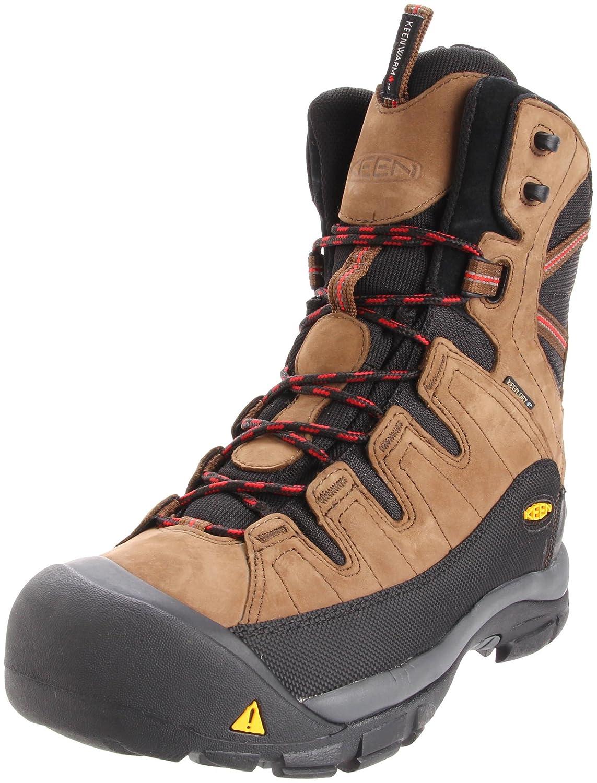 5bdf4f35f08 KEEN Men's Summit County Waterproof Winter Boot: Amazon.ca: Shoes & Handbags