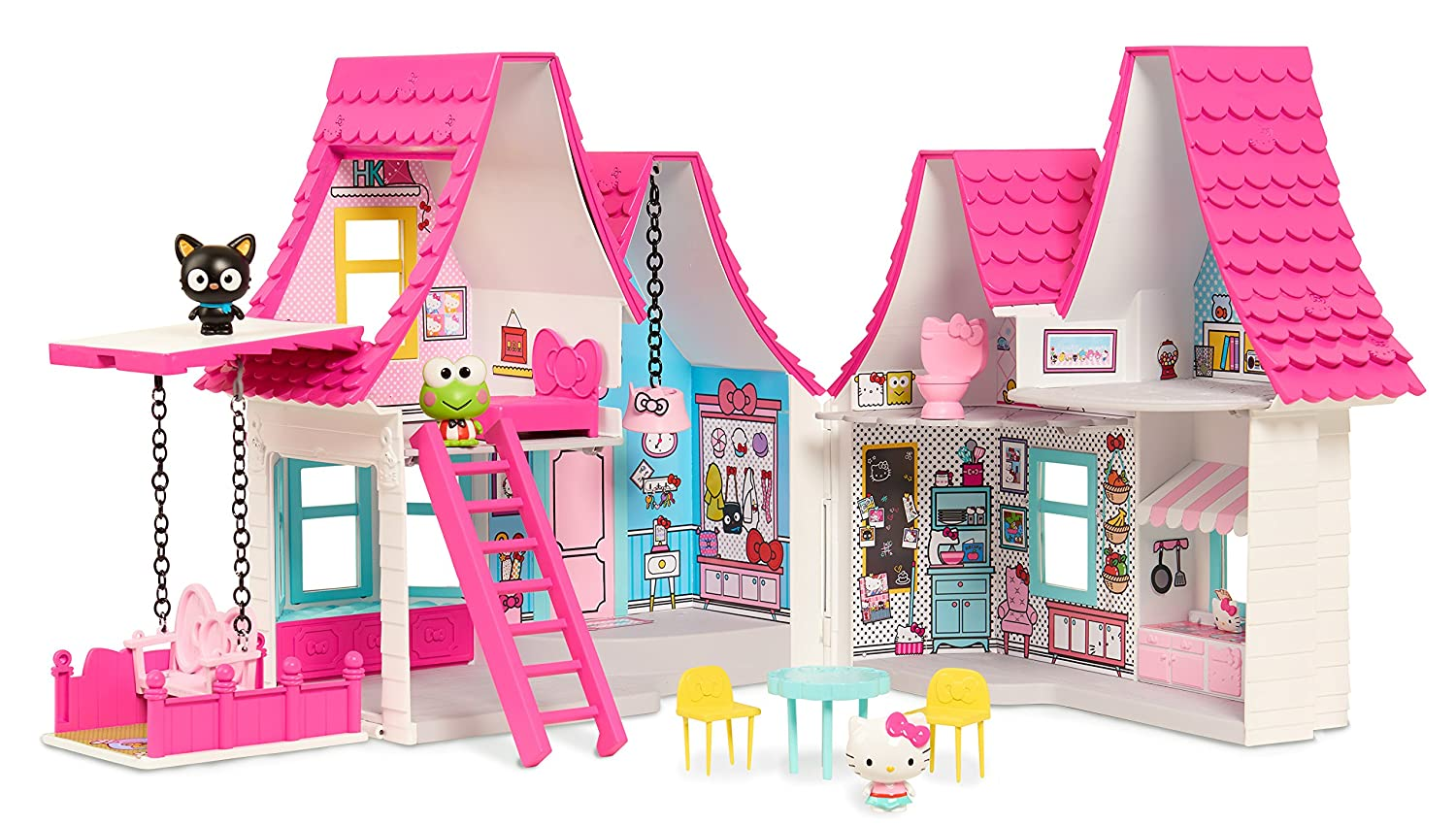 Hello Kitty Doll House ONLY $2...