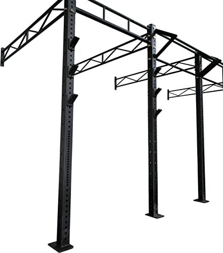Set of 6 Titan Salmon Ladder Block