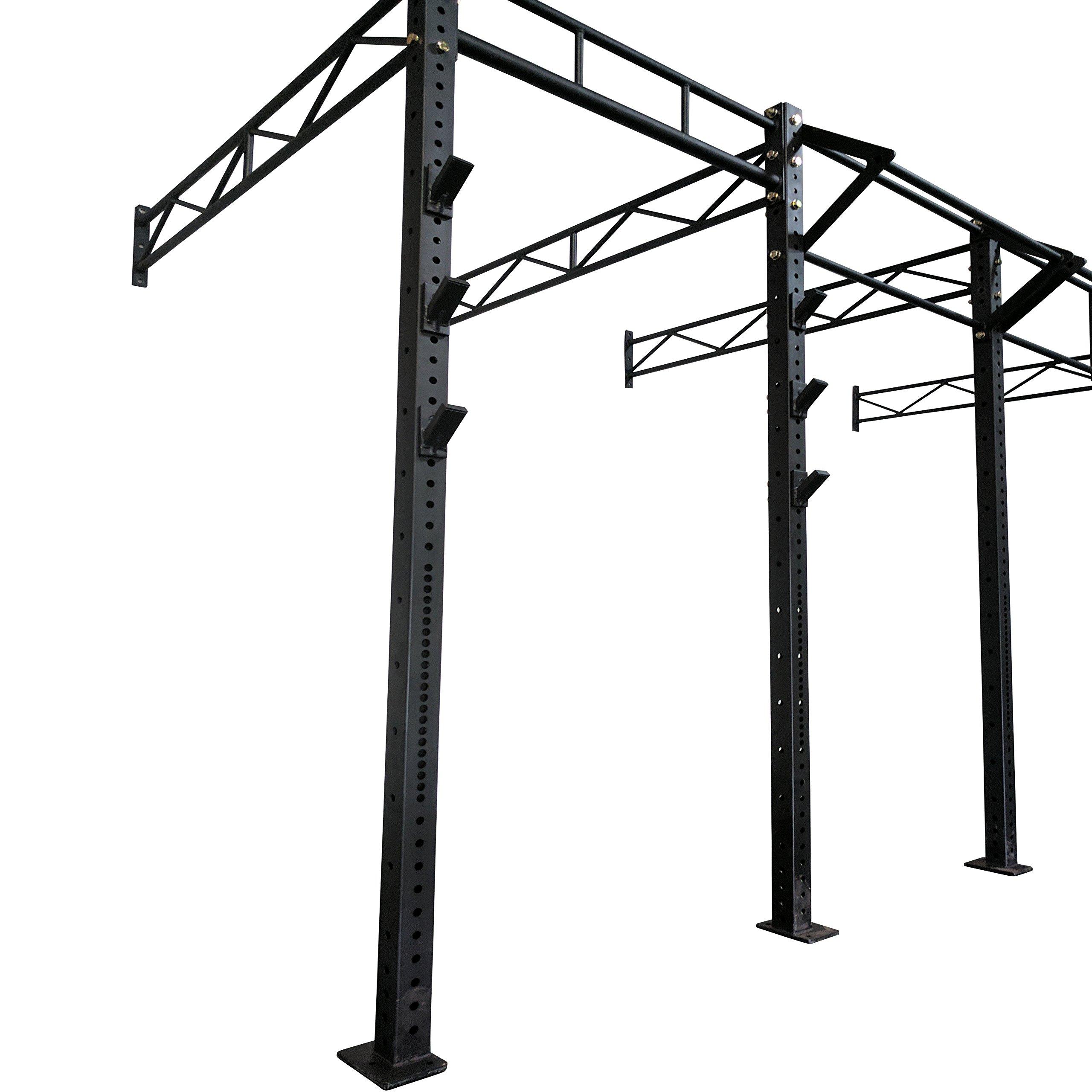 Set of (6) Titan Salmon Ladder Blocks