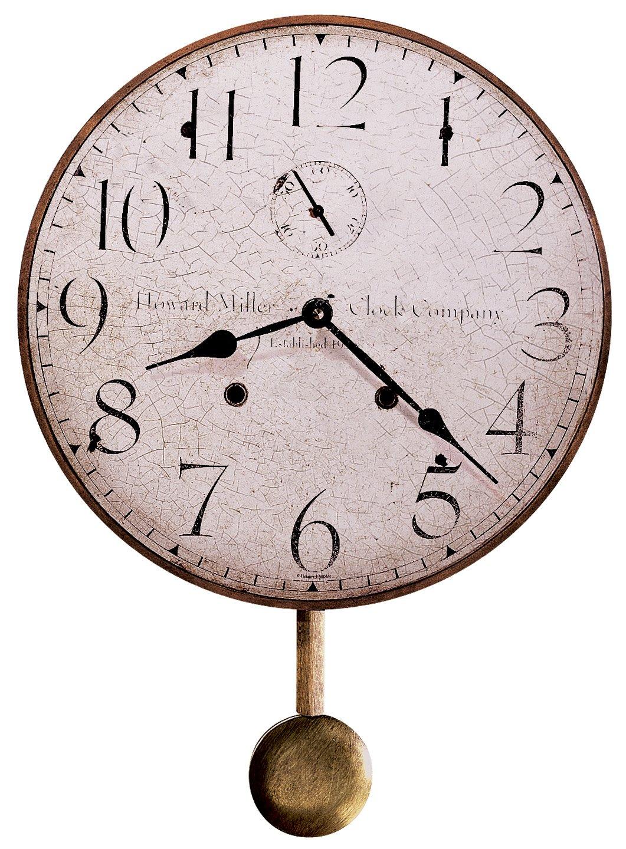 Amazon howard miller 620 313 original ii wall clock home amazon howard miller 620 313 original ii wall clock home kitchen amipublicfo Gallery
