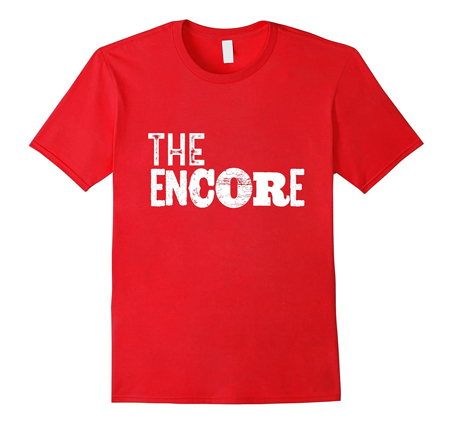 Youngest Child Shirt The Encore Family Tribe Son Daughter-TH