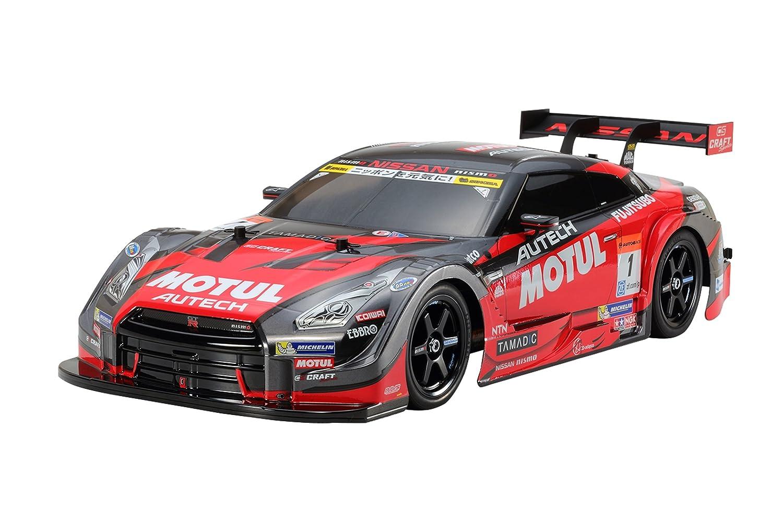 タミヤ 1/10 電動RCカーシリーズ No.625 MOTUL AUTECH GT-R (TT-02シャーシ) オンロード 58625 B0166SUHCU