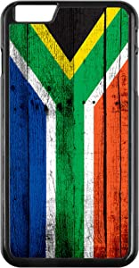 Apple iPhone 7/7S Case with Flag of South Africa (African)