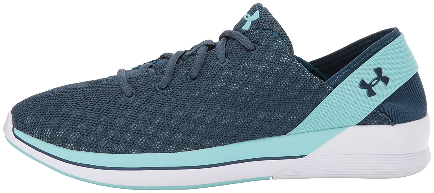 Under Armour Women's Rotation Cross-Trainer Shoe B01N6GZUQF 8 M US True Ink (918)/Blue Infinity