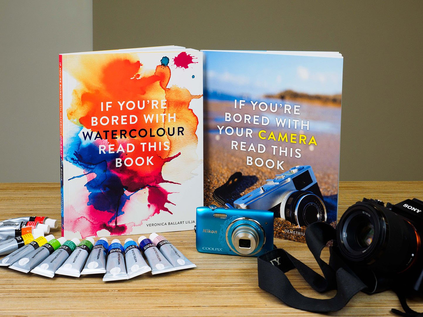 If You Are Bored With WATERCOLOR Read This Book