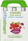 SodaStream MyWater Flavor Essence, 3 Pack - Raspberry (1.35 fl. oz.)
