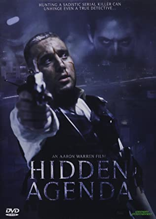 Amazon.com: Hidden Agenda: Adam Barnett, Hans Hernke ...