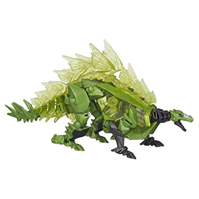 Transformers Age of Extinction Generations Deluxe Class Snarl Figure (Discontinued by manufacturer): Toys & Games