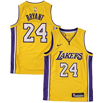promo code 6a187 55356 Amazon.com : Nike Youth Small (8) Kobe Bryant Los Angeles ...