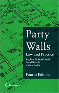 The party wall casebook amazon paul chynoweth 9781405163248 party walls law and practice platinumwayz