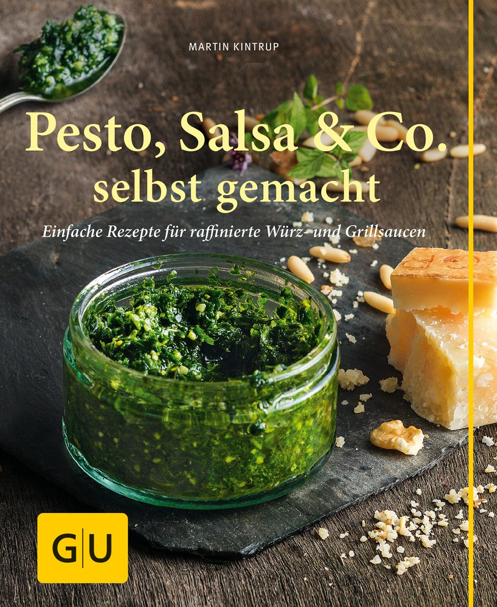Einfach Selbst Gemacht Zeitschrift pesto salsa co selbst gemacht einfache rezepte für würz und